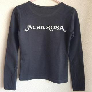 アルバローザ(ALBA ROSA)の【おまけ付き】アルバローザ ロンT(Tシャツ(長袖/七分))