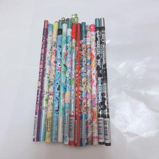 トンボエンピツ(トンボ鉛筆)のえんぴつ13本セット(赤えんぴつ1本)おまけ付き(鉛筆)