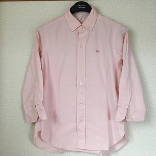 サイ(Scye)のSCYE BASICS サイ 七分袖ボタンダウンシャツ(シャツ)