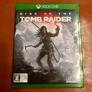 エックスボックス(Xbox)の【Xbox One】ライズ オブ ザ トゥームレイダー(家庭用ゲームソフト)