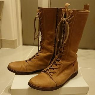 サヤ(SAYA)のSAYA   ブーツ   23㎝(ブーツ)