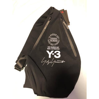 ワイスリー(Y-3)のY-3メッセンジャーバッグ(メッセンジャーバッグ)