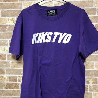 キックスティーワイオー(KIKS TYO)のkiks tyo tシャツ(Tシャツ/カットソー(半袖/袖なし))