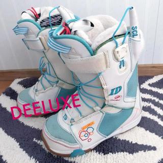 ディーラックス(DEELUXE)のDEELUXE ID LARA サイズ23.5cm(ブーツ)