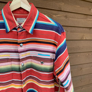 トウヨウエンタープライズ(東洋エンタープライズ)のシャツ INDIAN 東洋エンタープライズ(シャツ)