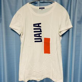アンドゥムルメステール(Ann Demeulemeester)のアンドゥムルメステール DADA Tシャツ(Tシャツ/カットソー(半袖/袖なし))