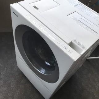 パナソニック(Panasonic)のパナソニックドラム式洗濯機(キューブル)(その他)
