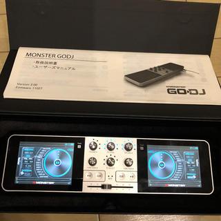 ポケット DJ    GO DJ(DJコントローラー)