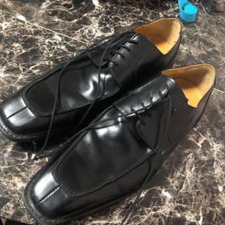 革靴 Gainer ブラック 冠婚葬祭 メンズ ゲイナー(ドレス/ビジネス)
