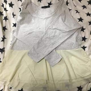 アズノゥアズドゥバズ(as know as de base)の長袖Tシャツ(インナー)(Tシャツ(長袖/七分))