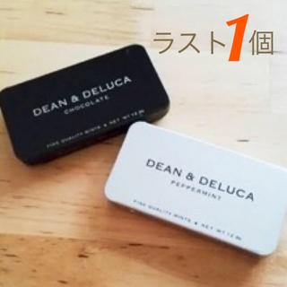 【 新品 】DEAN&DELUCA タブレット(チョコレート・ペパーミント)2個