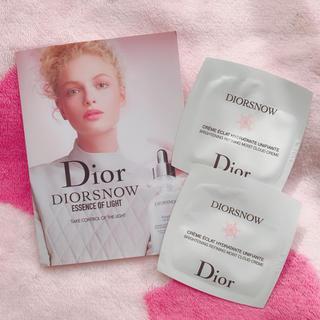 ディオール(Dior)のディオール スノーブライトニングモイストクリーム(フェイスクリーム)