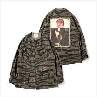 アップルバム(APPLEBUM)の2018 applebum cover art military jacket(ミリタリージャケット)