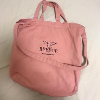 メゾンドリーファー(Maison de Reefur)のmaison de reefur トートバック(トートバッグ)