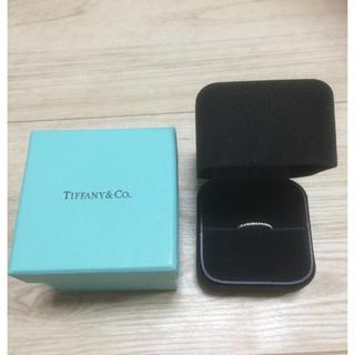 ティファニー(Tiffany & Co.)の◎ch様専用◎  ティファニー、メトロリング、フルエタニティ 、リング(リング(指輪))