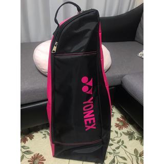 ヨネックス(YONEX)のヨネックス ラケットバック ピンク(テニス)