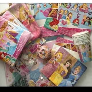 ディズニー(Disney)のディズニー プリンセス 誕生日 パーティー 飾り付け(その他)