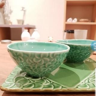 ジェンガラ(Jenggala)のdolphinさま ジェンガラ お茶碗2つ(食器)