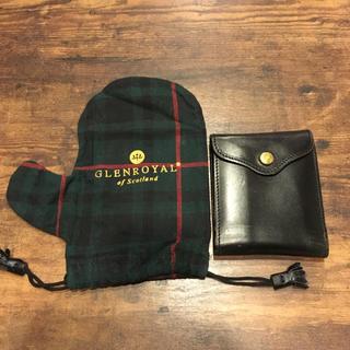 グレンロイヤル(GLENROYAL)のグレンロイヤル  スライディングウォレット(折り財布)