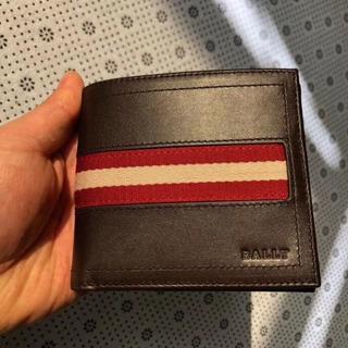 バリー(Bally)のバリー二つ折財布(折り財布)