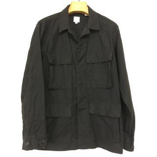 ネペンテス(NEPENTHES)のNepenthes NY / M65 Shirt jacket(ミリタリージャケット)