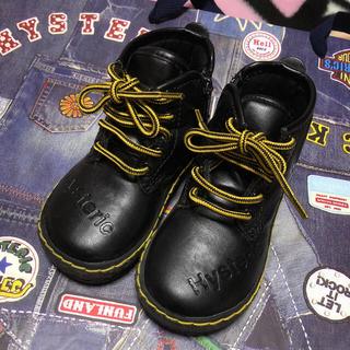 ヒステリックミニ(HYSTERIC MINI)の▶︎ 込 3,637円(ブーツ)