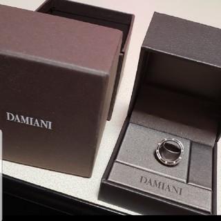 ダミアーニ(Damiani)の❤️新品同様❤️Damiani❤️ダミアーニ❤️20pダイヤ❤️K18WG❤️(リング(指輪))