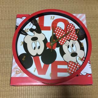 ディズニー(Disney)の新品.ミッキーミニー 掛時計.ミッキーミニー 掛け時計.掛時計.掛け時計(掛時計/柱時計)