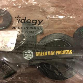 シボレー(Chevrolet)のグリーンベイパッカーズサングラス(アメリカンフットボール)