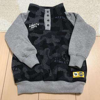 シップスキッズ(SHIPS KIDS)のフリース100(Tシャツ/カットソー)