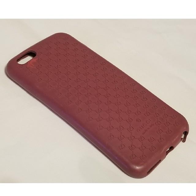 Gucci - 正規品 GUCCI iPhone6 ケース グッチの通販 by ゆほし's shop|グッチならラクマ