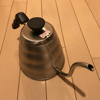 ハリオ(HARIO)のHARIO (ハリオ) V60ドリップケトル  ガス火・IH対応 800ml (コーヒーメーカー)