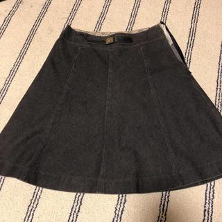 バーバリー(BURBERRY)のmochi様 専用 BURBERRYスカート(ひざ丈スカート)