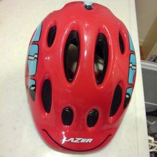 レイザー(LAZER)の子供 自転車 ヘルメット LAZER(自転車)