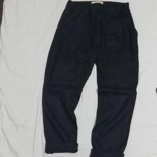スズキタカユキ(suzuki takayuki)のsuzuki takayuki 3 tuck trousers(スラックス)