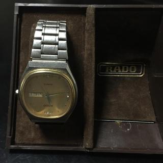 ラドー(RADO)のRADO紳士用腕時計(腕時計(アナログ))