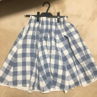メリージェニー(merry jenny)のメリージェニー スカート(ひざ丈スカート)