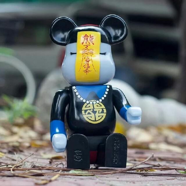 BE@RBRICK fragment PARK・ING GINZA 1000% エンタメ/ホビーのフィギュア(その他)の商品写真