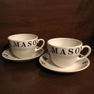 ハロッズ(Harrods)のフォートナム&メイソン カップ&ソーサー ペア セカンド(食器)