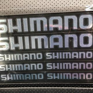 シマノ(SHIMANO)のシマノ  ステッカー SHIMANO クーラーボックスなどに⭐️(その他)