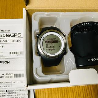 EPSON SF710S エプソン スポーツウオッチ