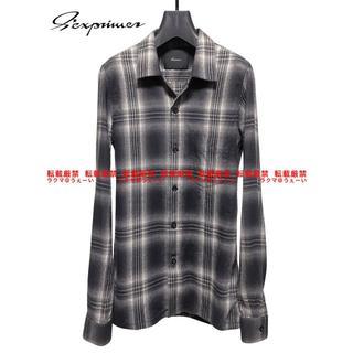 セクスプリメ(S'exprimer)のS'exprimer チェックシャツ(シャツ)