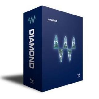 【新品未開封品】WAVES Diamond【DTM】(ソフトウェアプラグイン)