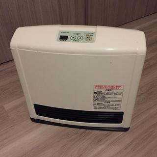 リンナイ(Rinnai)のガスヒーター(都市ガス用)購入者限定中(ファンヒーター)