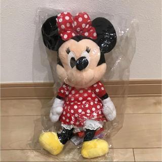 ディズニー(Disney)のミニーぬいぐるみリュック(リュックサック)