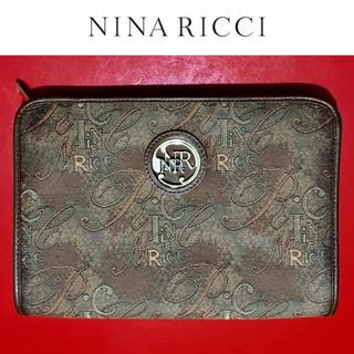 ニナリッチ(NINA RICCI)のニナリッチ クラッチバッグ NINA RICCI ヴィンテージ 美品 激レア(クラッチバッグ)