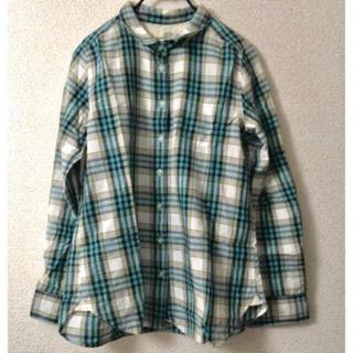 シュカグローバルワーク(shuca GLOBALWORK)の新品 shuca チェックシャツ(シャツ/ブラウス(長袖/七分))
