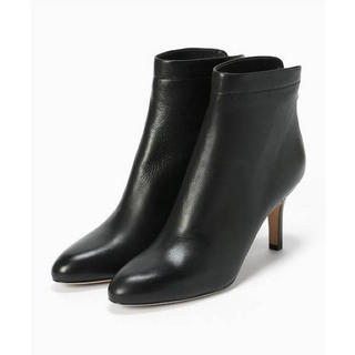 ドゥーズィエムクラス(DEUXIEME CLASSE)の新品 ドゥーズィエムクラス ペリーコ ZIP SHORT ブーツ 38.5(ブーツ)