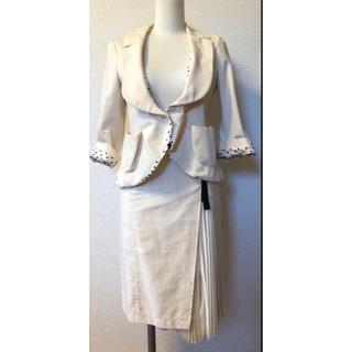 アンナモリナーリ(ANNA MOLINARI)のアンナモリナーリ 春スーツ セットアップ(スーツ)