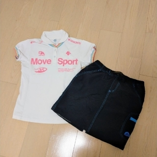ロウアルパイン(Lowe Alpine)のスカート&ポロシャツ(ひざ丈スカート)